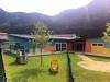 Progettazione tetto in legno lamellare scuola Rivalta - Verona